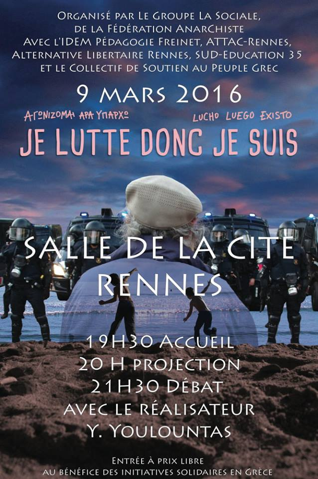 Rencontre alternative rennes 2016