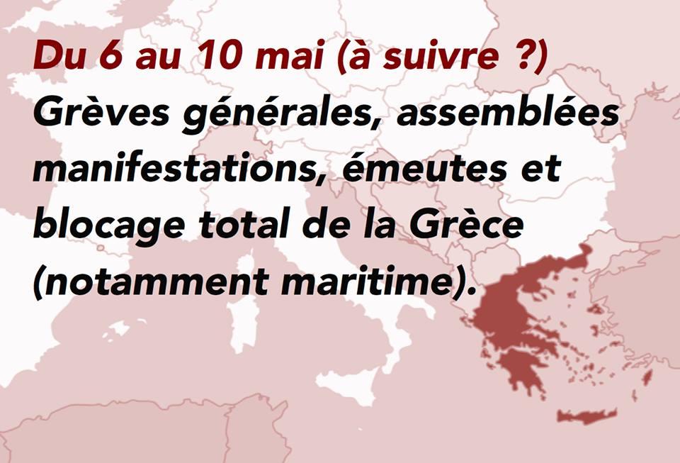 Le blocage de la Grèce vu de l'intérieur (par Yannis Youlountas)