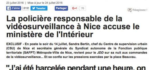 Hollande démission