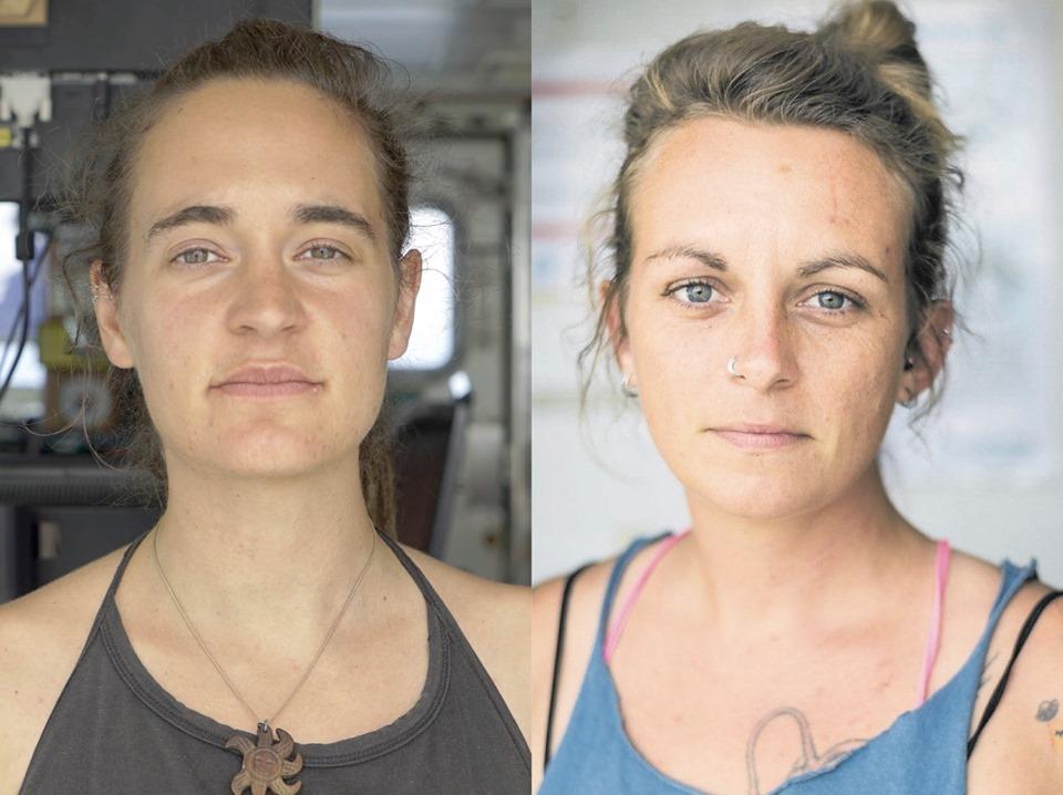 Les néonazis veulent la peau de Carola et Pia